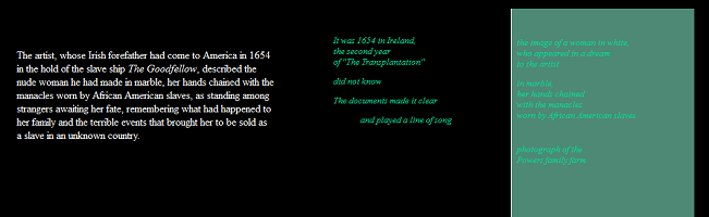 """""""From Ireland with Letters"""" by Judy Malloy"""