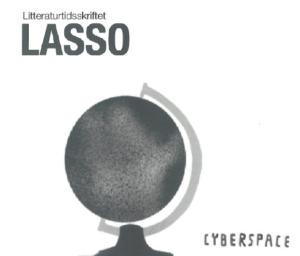 Cover for Litteraturtidskriftet LASSO #2 - 2013 Digital