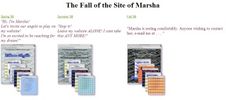 The Fall of the Site of Marsha 1