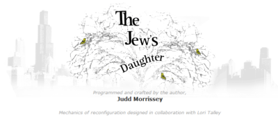 """The Jew's Daughter"" by Judd Morrissey and Lori Talley"