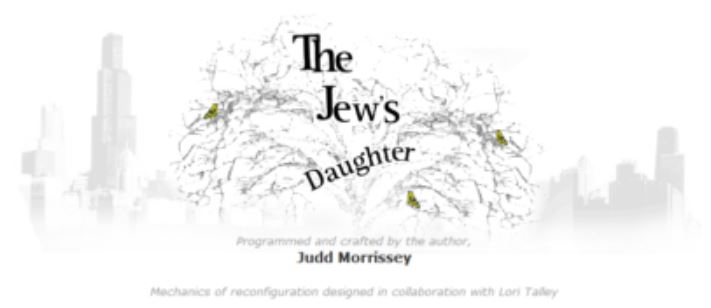 """""""The Jew's Daughter"""" by Judd Morrissey and Lori Talley"""